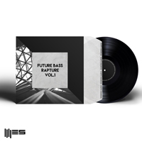 Future Bass Rapture Vol.1 - 6 construction kits with over 480 MB of powerful material