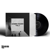 Modern Techno Vol.3 - Over 750 MB full of dark & gritty loops