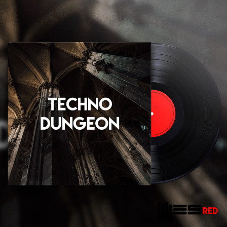 "Techno Dungeon - ""Techno Dungeon"" is the latest installation by Engineering Samples RED"