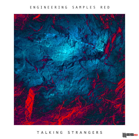 Talking Strangers - Packed with 937 MB of outstanding analogue sounds & loops