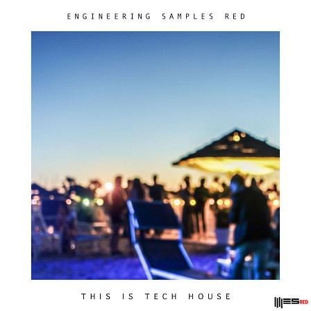 This is Tech House - Synth Loops, Vocal Loops, Basslines, Drum Loops, FX in cutting edge quality