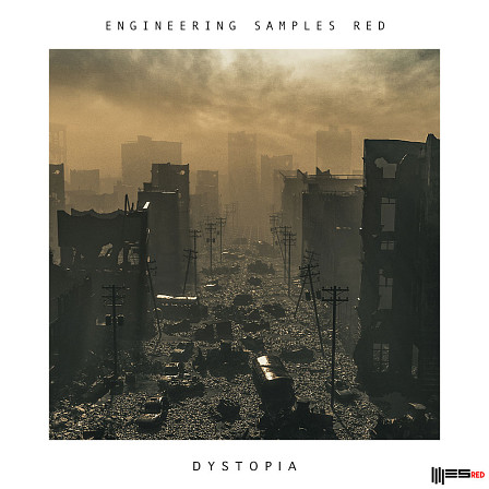 Dystopia - Packed with 530 MB full of dystopic analogue Sounds & loops