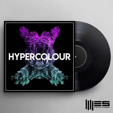 Hypercolour - A sonic collection of genre-bending Samples.