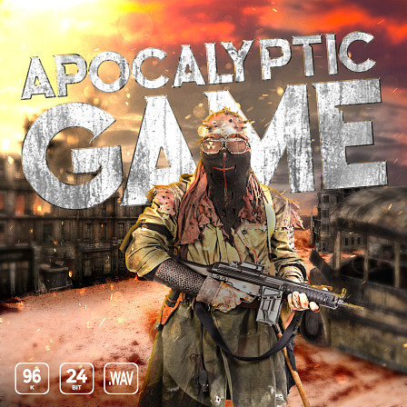 Apocalyptic Game - All the sounds needed to slot in different esthetics to your bags & inventory