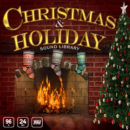 Christmas & Holiday Sound Effects - Holiday season sound effects