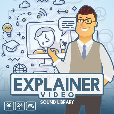 Explainer Video SFX - Create dynamic sound tracks for video ads, commercials, animations & more