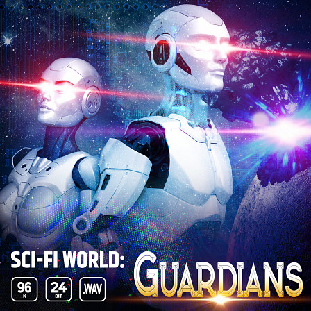 Sci-fi World Guardians - Extraterrestrial rooms, space exploration, distant alien worlds, howls & more