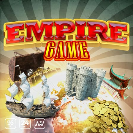 Empire Game - The ultimate medieval RTS game audio starter kit