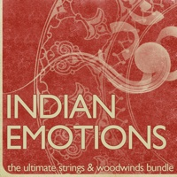 Indian Emotions - The ultimate, premium Indian Strings and Woodwinds Sample Pack Indian Emotions