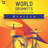 African - World Drumkits Collection  product image
