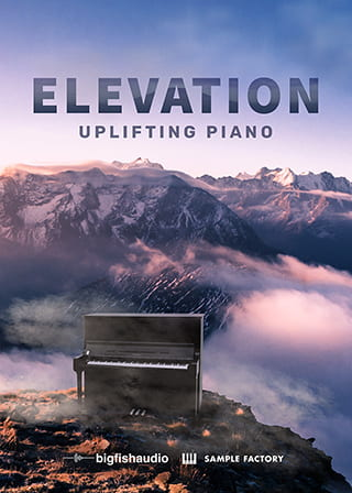 Elevation: Uplifting Piano - An inspiring collection of motivational, uplifting, and adventurous piano sounds