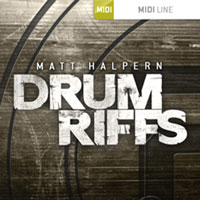 Drum Riffs MIDI product image