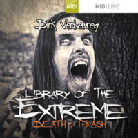 Library of the Extreme- Death & Thrash  product image