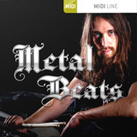 Metal Beats MIDI product image
