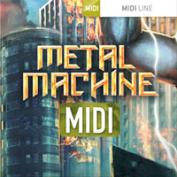 Metal Machine MIDI product image