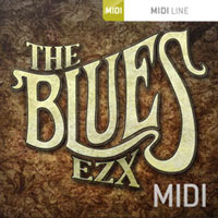 Blues EZX MIDI, The product image