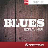 Blues EZkeys MIDI product image