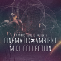Cinematic & Ambient MIDI Collection - 158 hypnotic midi files