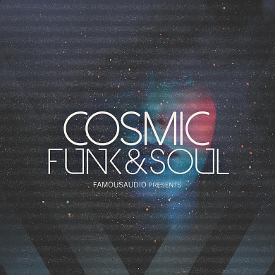 Cosmic Funk & Soul - A rare collection of instantly usable loops and samples