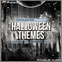 Halloween Themes - Over 700MB of spooky sounds ready to use... if you dare