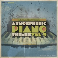 Atmospheric Piano Themes Vol.4 - 20 Cinematic crescendos and heart-wrenching piano phrases
