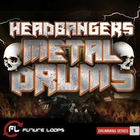 Headbangers - Metal Drums - Wake up the neighbors and start creating the heaviest, loudest metal out there!
