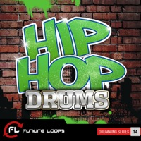 Hip Hop Drums - A mighty collection of over 800 superb Hip Hop drum loops and fills