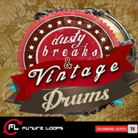 Dusty Breaks & Vintage Drums product image
