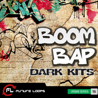 Boom Bap - Dark Kits - An awesome collection of premium construction kits that brings the darkest tones