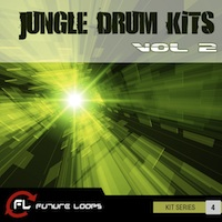 Jungle Drum Kits Vol.2 - A must-have pack if you need quality Jungle drum hits & kits