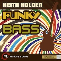 Keith Holden Funky Bass product image