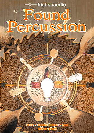 Found Percussion product image