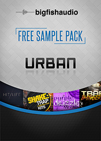 Free Sample Pack - Urban product image