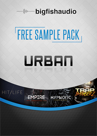 Free Sample Pack - Urban - Free Pack of Urban Samples