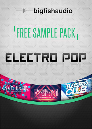 Free Sample Pack - Electro Pop - Free Pack of Electro Pop Samples