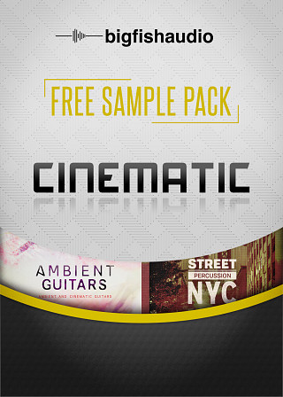 Free Sample Pack - Cinematic - Free Pack of Cinematic Samples