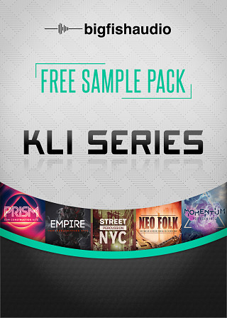 Free Sample Pack - KLI - Free pack of KLI formatted loop libraries