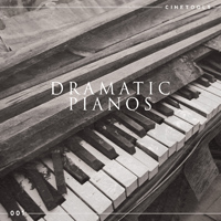 Cinetools - Dramatic Pianos - High quality cinematic tools aimed at trailer & soundtrack composers