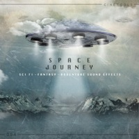 Cinetools: Space Journey - 688MB of unearthly ambiences to space-age vehicles and more