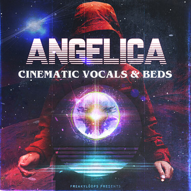 Angelica - Cinematic Vocals & Beds - Packed with 1.2GB unique and unheard of materials
