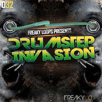 Drumstep Invasion product image