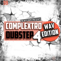 Complextro & Dubstep - WAV Edition 4 product image
