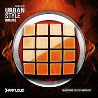 Heat Kits Urban Style Drums product image