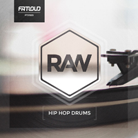 Raw Hip Hop Drums product image