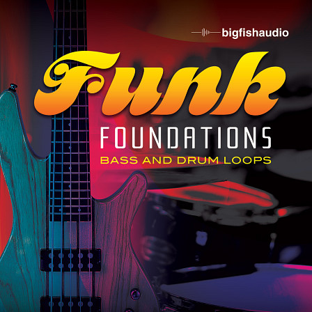 Funk Foundations - Going back to those funky foundations with this 2.8GB library