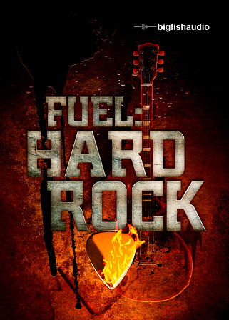 FUEL: Hard Rock - Raw energy for your rock productions