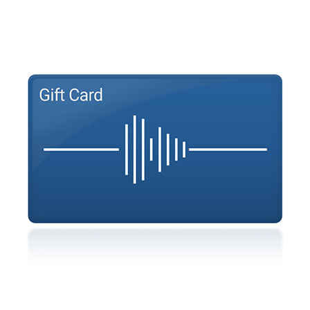 Big Fish Audio Gift Card - Give the gift of music and sound