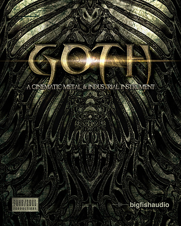 Goth - A heavy metal virtual instrument for today's media composer
