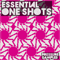 Essential One Shots - 1100+ must-have drum one shots for the EDM environment