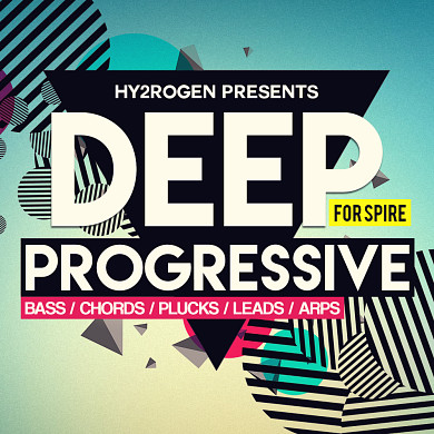 Deep Progressive For Spire - A must-have release in any electronic music producer's personal stash